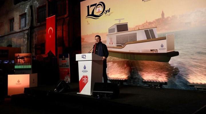 İstanbullular deniz taksinin tasarımına karar verdi