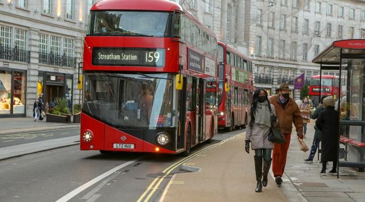 İngiltere'de işsizlik 2015'in ekim ayından bu yana en yüksek seviyesine ulaştı