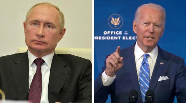 """Putin ve Biden telefonda görüştü: """"İlişkilerin normalleşmesi tüm dünyanın çıkarına olacak"""""""
