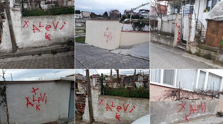 Yalova'da Alevi ailelerin evlerinin işaretlenmesiyle ilgili soruşturma başlatıldı