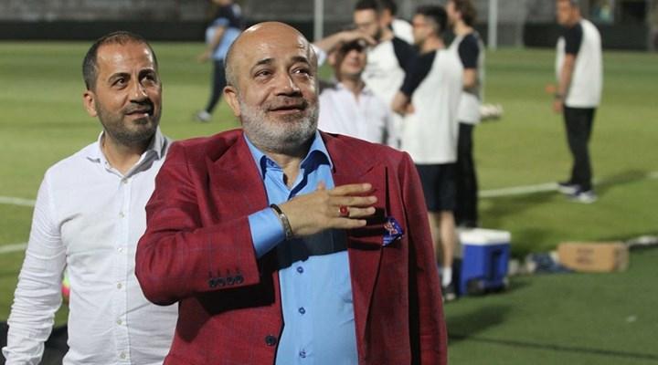 Adana Demirspor Başkanı Sancak'tan istifa kararı