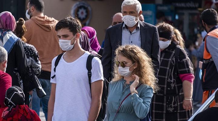 Türkiye'de koronavirüs: Vaka sayısında dikkat çeken artış!