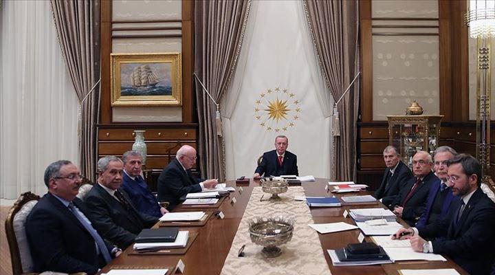 YİK toplantısı sona erdi | Erdoğan: Batı'nın ırkçı yüzü kendini belli etmeye başladı