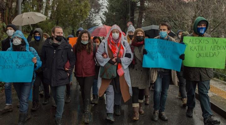 Boğaziçililerden Yunanistan'daki öğrenci eylemlerine destek