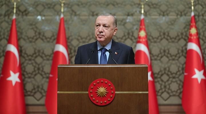 Erdoğan'dan 'yerli aşı' açıklaması: En çok proje yürüten üçüncü ülke durumundayız