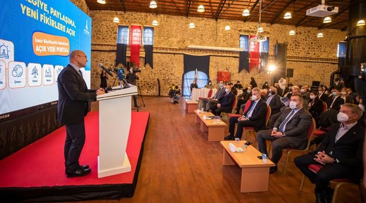 İzmir'in verileri erişime açıldı