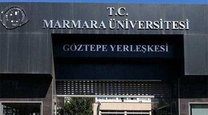Marmara Üniversitesi'nden 'Sayın Cumhurbaşkanımız' soruşturması