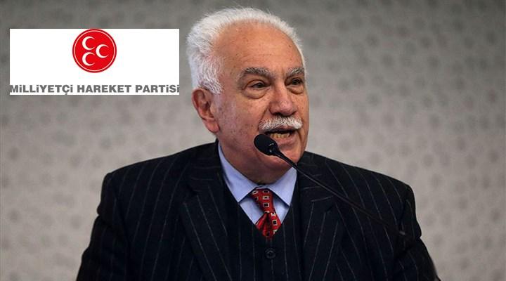 MHP'den Akşener'e 'Cinping Perinçek' yanıtı
