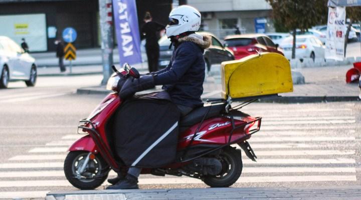 Moto kurye kazalarını önlemenin yolu daha fazla denetim