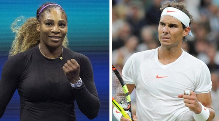 Nadal ve Williams'tan Avustralya Açık'taki sıkı koronavirüs denetimine destek