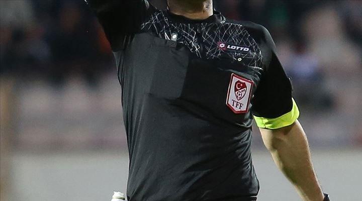 TFF1.Lig'de 19. haftanın hakemleri belli oldu