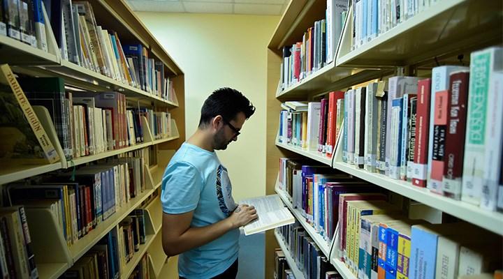 13 üniversitenin 6'sında öğrenci başına kitap 1'in altında: Üniversiteleri bu yüzden mi böldünüz?