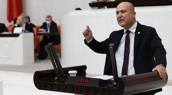 CHP'li Bakan, yasa dışı plastik atık ticareti hakkındaki Interpol raporunu Meclis gündemine taşıdı