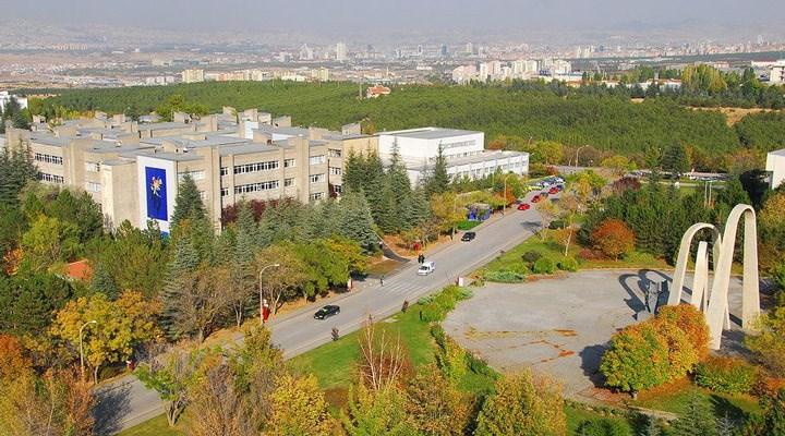 Hacettepe'de orman alanı yapılaşmaya açılmış