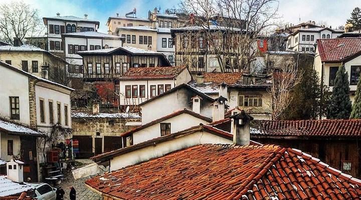 Zamansız şehir Safranbolu