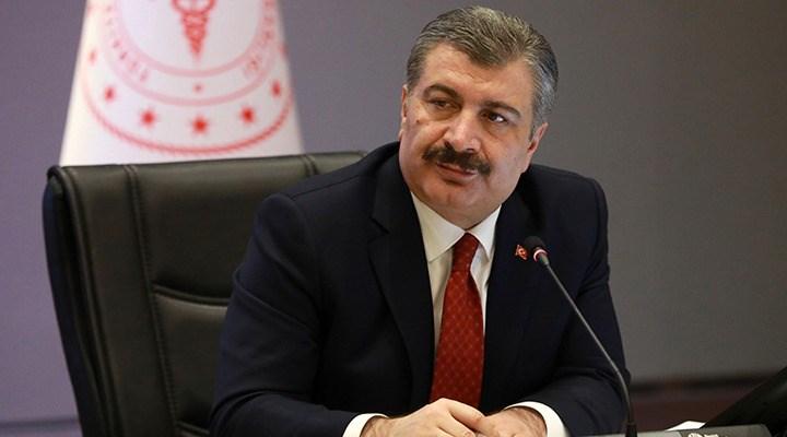 Koca açıkladı: Türkiye'de koronavirüsün iki mutasyonuna daha rastlandı