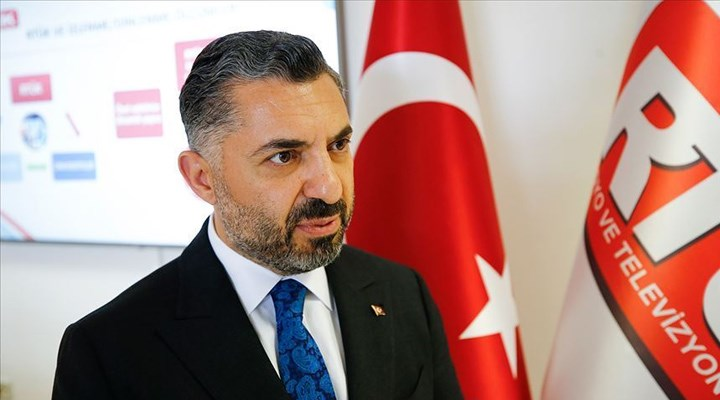 RTÜK Başkanı'ndan medyaya Boğaziçi tehdidi