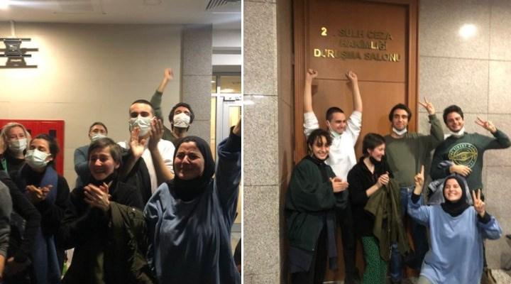 Gözaltına alınan 51 Boğaziçi Üniversitesi öğrencisinin hepsi serbest bırakıldı