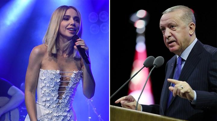 Şarkıcı Gülşen'den Erdoğan'a: LGBTİ+, var böyle bir şey