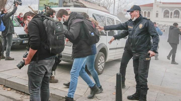 Boğaziçi eylemlerine katılan 4 kişi tutuklandı