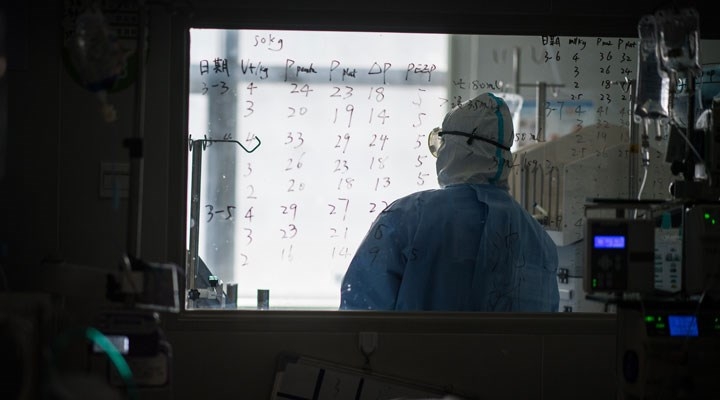DSÖ heyeti: 'Covid-19 salgınının Wuhan'daki gıda pazarından kaynaklandığına dair kanıt yok'