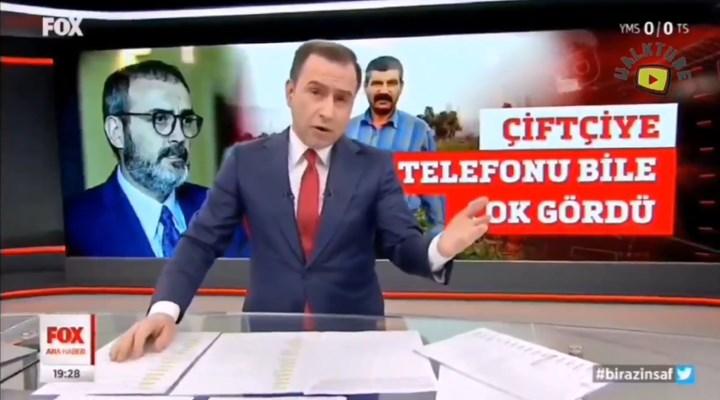 Selçuk Tepeli'den çiftçiye 24 taksitle aldığı telefonu çok gören AKP'li Mahir Ünal'a tepki