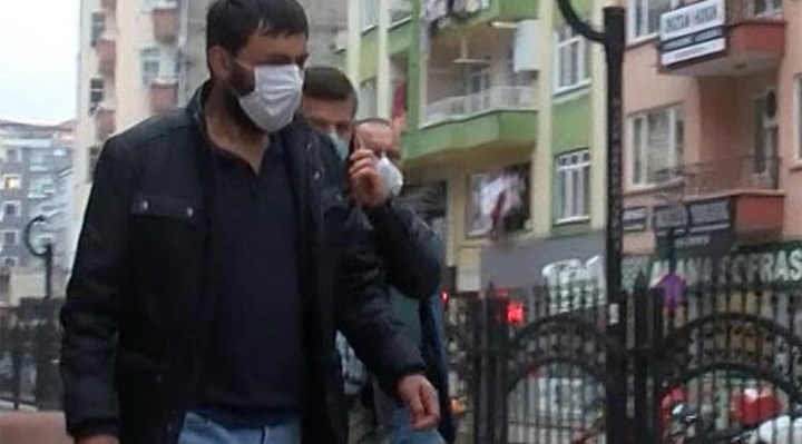 Doktora orakla saldıran adam tekrar gözaltına alındıktan sonra tutuklandı