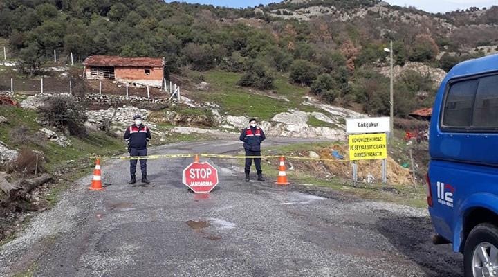 3 ilde birçok yerleşim yeri karantina altına alındı