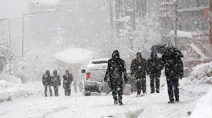 İstanbul için kar yağışı uyarısı: Tarih verildi