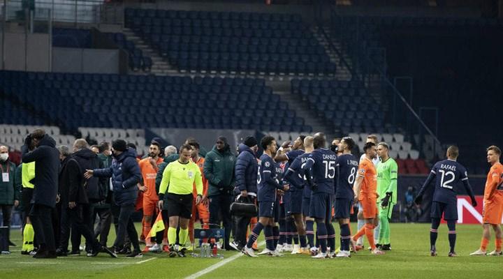 PSG-Başakşehir maçı: Hakem Coltescu hakkında ırkçılık soruşturması açılmadı
