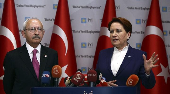 Akşener ve Kılıçdaroğlu'ndan Selçuk Özdağ'a saldıranların tahliye edilmesine tepki