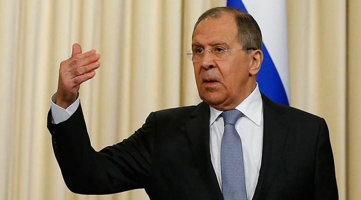 Avrupa Birliği'nden Lavrov'un 'ilişkileri keseriz' açıklamasına ilk tepki