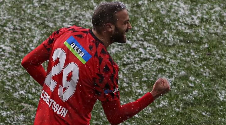 Cenk Tosun 2 golle döndü, Beşiktaş kazandı