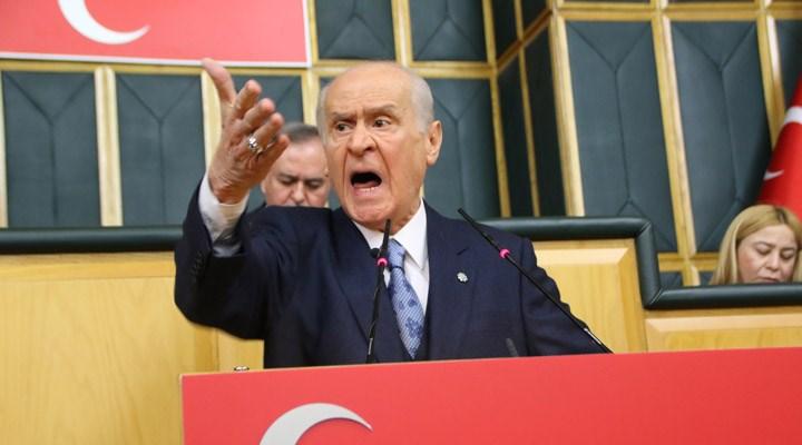 Bahçeli'den AYM Başkanı Zühtü Arslan'a istifa çağrısı