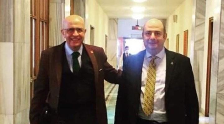 Berberoğlu 8 ay sonra yeniden Meclis'te
