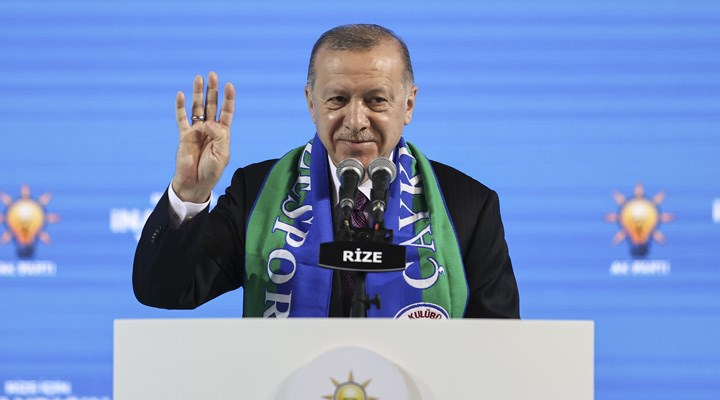 Erdoğan aşıyı yaptırdı, kongrelere başladı: Peki ya vaka sayıları?