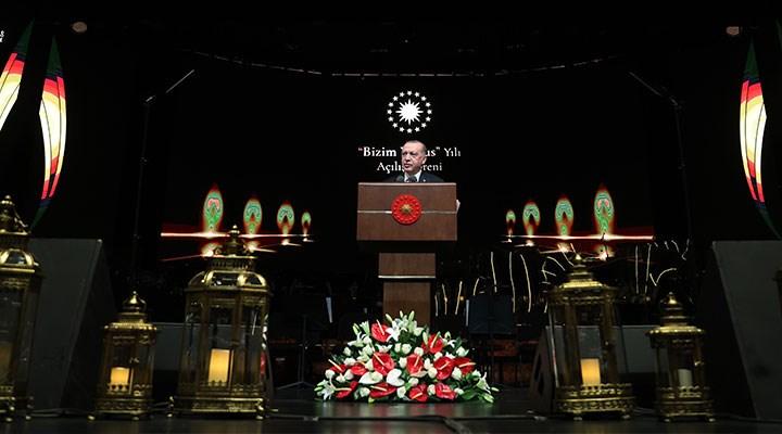 Erdoğan: Dünya dili Türkçe diyerek bir seferberlik ilan ediyoruz