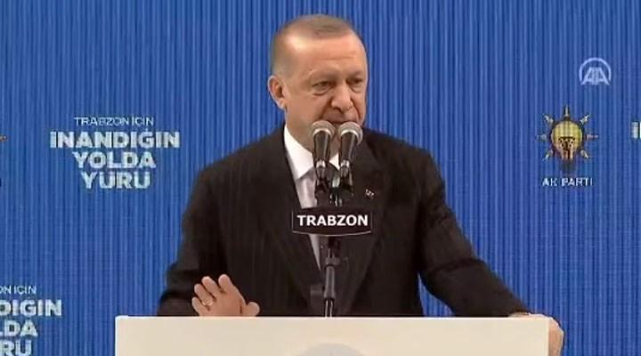 Erdoğan: MHP, 'Bize gelmenize gerek yok, size inanıyoruz' dedi