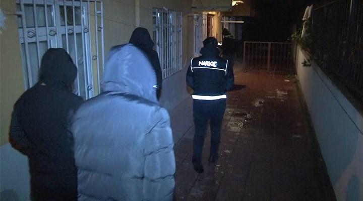 İstanbul merkezli 4 ilde eş zamanlı uyuşturucu operasyonu: Çok sayıda gözaltı