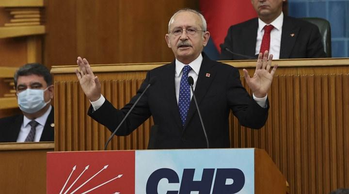 Kılıçdaroğlu: 13 şehidimizin sorumlusu Recep Tayyip Erdoğan'dır!