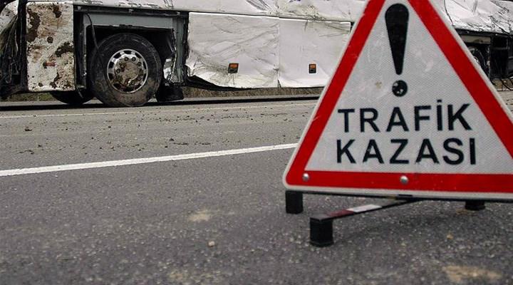Konya'da zincirleme trafik kazası: 5 ölü, 38 yaralı
