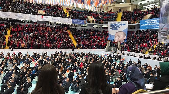 AKP'nin kongre yaptığı kentler ilk sıralarda: Nüfusa oranla en fazla vaka Karadeniz'de