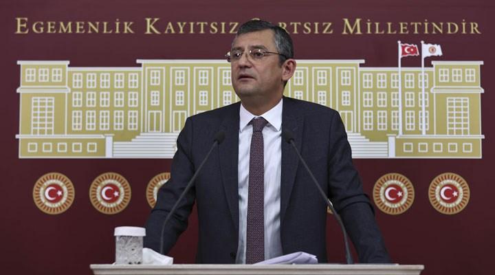 Erdoğan'ın Kılıçdaroğlu'na hakaretlerine, Özgür Özel'den 'en kısa basın toplantısı'yla yanıt!