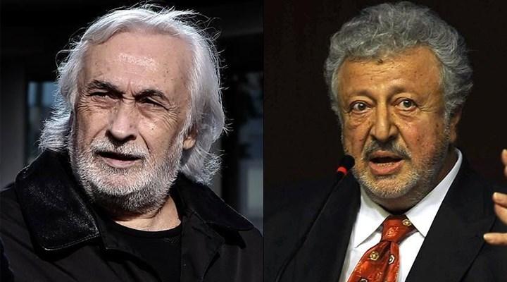 Metin Akpınar ve Müjdat Gezen'in 'Cumhurbaşkanına hakaretten' hapsi istendi