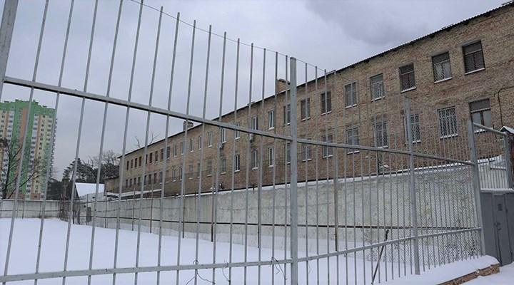 Ukrayna'da Adalet Bakanlığından satılık hapishane