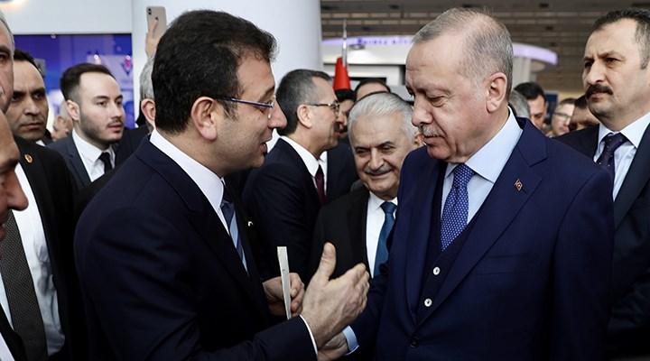 İmamoğlu, Erdoğan'dan iki şey istedi