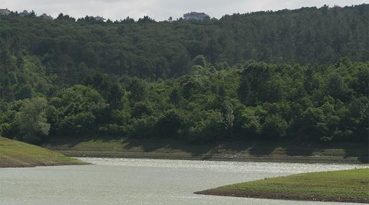 İstanbul'da baraj doluluk oranlarında son durum: Yüzde 49.16