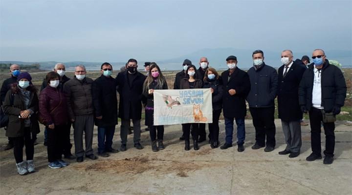 """""""Marmara Gölü'nün kurumasına izin vermeyeceğiz"""""""