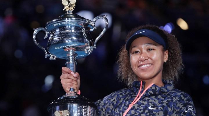 Avustralya Açık'ta şampiyon Osaka: Tarihe iz bıraktı