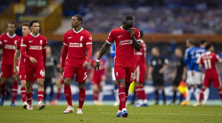 Merseyside derbisinde kazanan Everton oldu